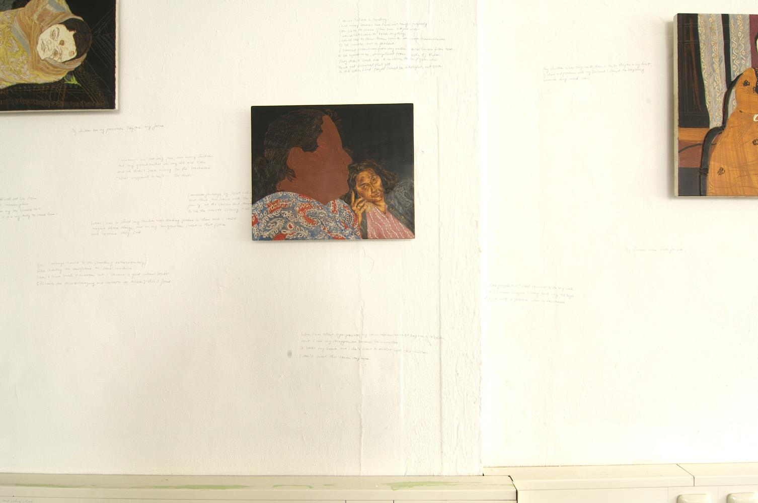 Lothringer 13, Städtische Kunsthalle der Stadt München, Projektraum 6