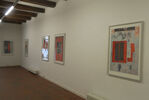 Ausstellungsansicht, Brigitte Heintze